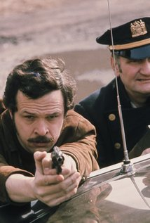 Randy Jurgensen (left) in a scene from the movie.